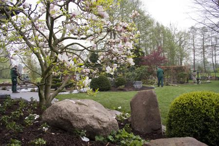 Gartenbau gockel planung gestaltung betreuung pflege - Asiatische gartengestaltung ...